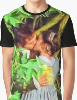 Love in full bloom Graphic T-Shirt