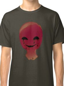 Smirk from the dark room Classic T-Shirt