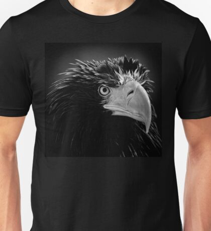 """""""Face of the Giant"""" (B&W) T-Shirt"""