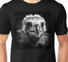 """Monk"" (B&W) Unisex T-Shirt"