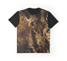 """Golden Reed"" Graphic T-Shirt"