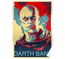 Darth Bane- Obama Style Poster