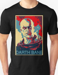 Darth Bane- Obama Style Unisex T-Shirt