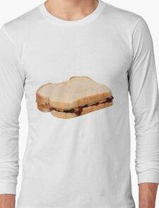 Peanut Butter n Jelly! Long Sleeve T-Shirt