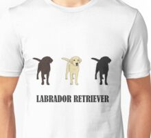 Labrador Colors Unisex T-Shirt