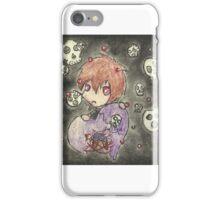 Gothic Valentine iPhone Case/Skin