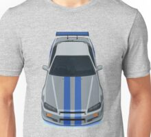 Fast and Furious Nissan Skyline GTR R34 Unisex T-Shirt