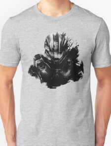Master Chief Fragmented Unisex T-Shirt