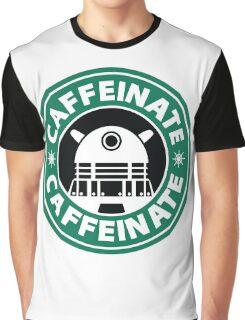 CAFFEINATE!!! Graphic T-Shirt