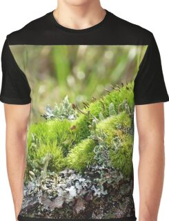 A minature world on earth! Graphic T-Shirt