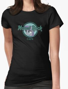 MAUD ROCK CAFE Womens Fitted T-Shirt