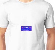 GUMP-MAKE AMERICA RUN AGAIN Unisex T-Shirt