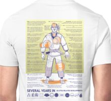 BJJ - Several Years In - Yellow Unisex T-Shirt
