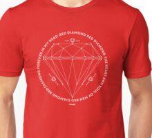 Red Diamond Unisex T-Shirt