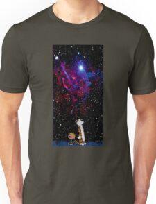 calvin and hobbes nebula  Unisex T-Shirt