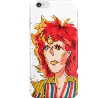 Ziggy Stardust iPhone Case/Skin