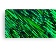 Glitch in the Matrix  Canvas Print