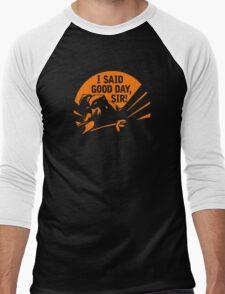 DOTA 2: AXE, I SAID GOOD DAY SIR Men's Baseball ¾ T-Shirt