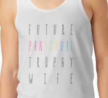 Future Pansexual Trophy Wife Tank Top