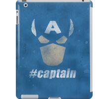 #captain iPad Case/Skin