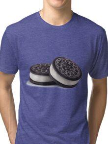 DOUBLE STUFFED Tri-blend T-Shirt
