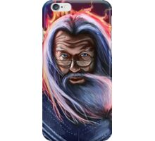 Harry Potter - Dumbledore - Famous People iPhone Case/Skin