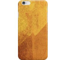 Cool, unique modern abstract painting art design iPhone Case/Skin