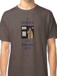 Castiel Has The Phonebox Classic T-Shirt