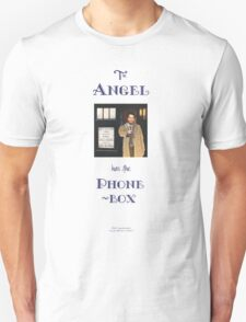 Castiel Has The Phonebox Unisex T-Shirt