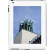 Civic Centre, Newcastle upon Tyne iPad Case/Skin