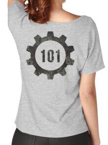 101 Women's Relaxed Fit T-Shirt