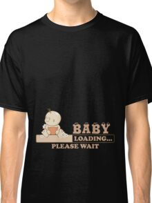 Baby Loading Classic T-Shirt