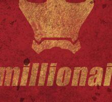 #millionaire Sticker