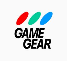Sega Game Gear Logo Unisex T-Shirt