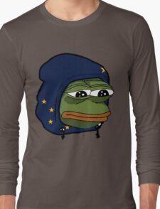 Alaska Pepe Long Sleeve T-Shirt