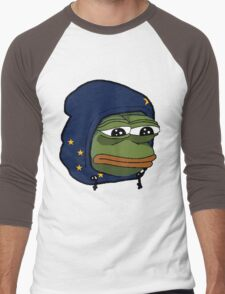 Alaska Pepe Men's Baseball ¾ T-Shirt