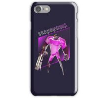 FRAGMENTAL PINK CHARACTER BY RUFFIAN GAMES iPhone Case/Skin