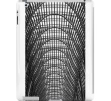 Brookfield Place, roof, Toronto, Ontario iPad Case/Skin