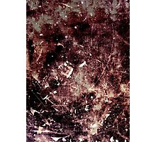 Cool, unique modern abstract painting art design Photographic Print