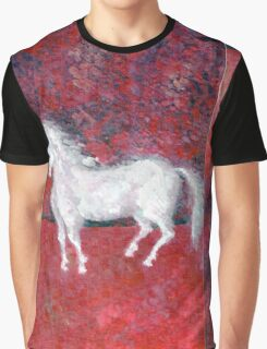 Pony Graphic T-Shirt