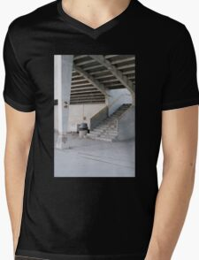 Stairs. Mens V-Neck T-Shirt