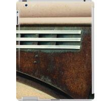 Hood - 1945 Chevrolet pickup iPad Case/Skin
