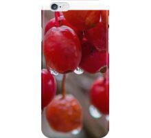 Wet Cherries iPhone Case/Skin