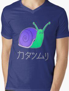 Katatsumuri Dream Mens V-Neck T-Shirt