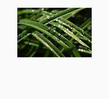 Sparkling Green Summer Rain Jewels Unisex T-Shirt