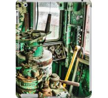 Train Controls iPad Case/Skin