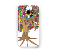 Birds of a feather stick together Samsung Galaxy Case/Skin