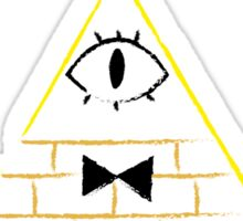 Bill cipher-[Style 5] Sticker