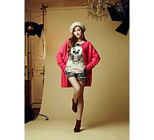 kpop Jessica Photographic Print