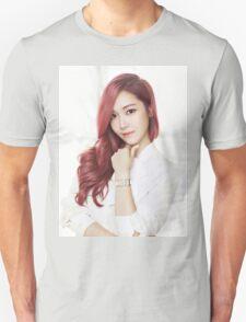 Red Hair Jessica Unisex T-Shirt
